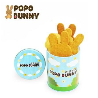 兔兔焦糖餅乾...迷你天空罐